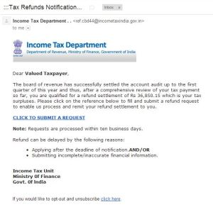 Tax-refund-notification
