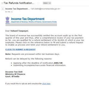 Tax-refund-notification