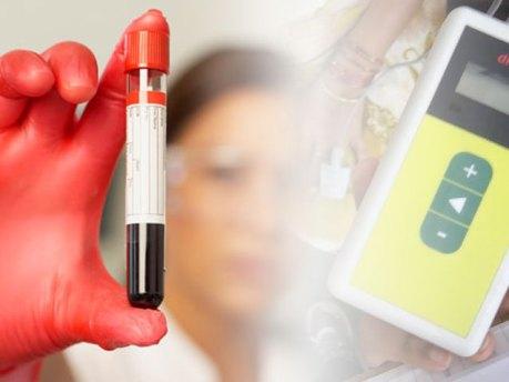 Portable-blood-tester